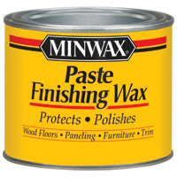 Minwax® Paste Finishing Wax