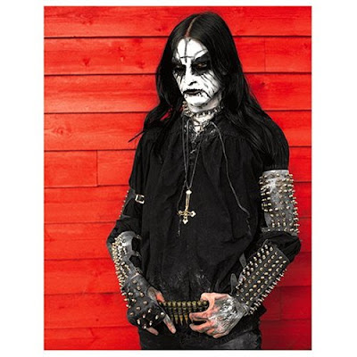 King of Gorgoroth, Bergen