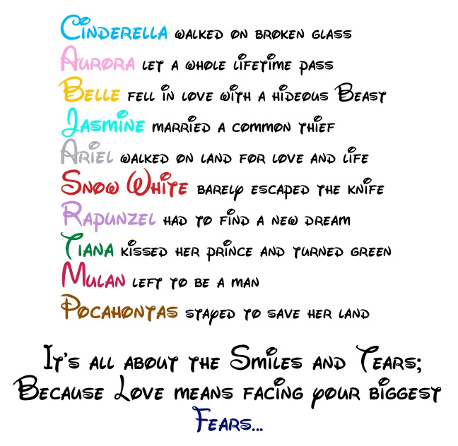 Disney Princess Afbeeldingen Disney Love Quotes Achtergrond And