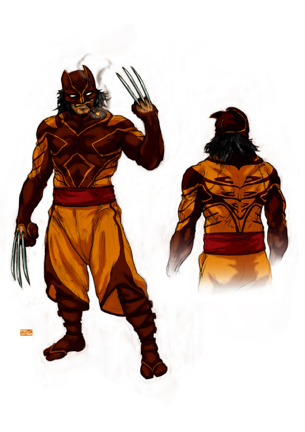 Wolverine Look Sharp