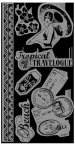 "Komplet ""Travelogue1"""