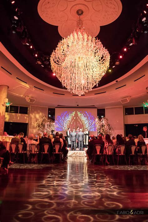 Havana Room & Beach Club Wedding at Tropicana   Freddie & Greg