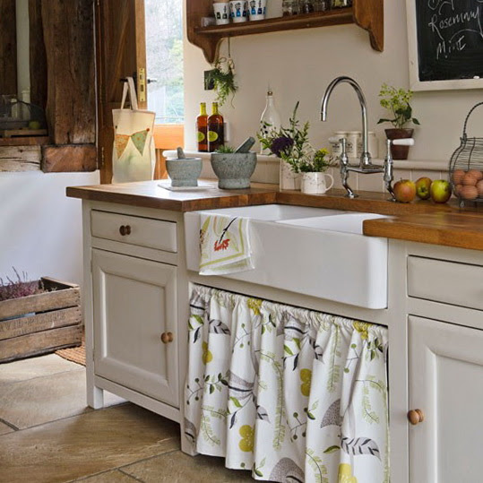 Country Kitchens – Summer Decorating Ideas | Home Interior Design ...