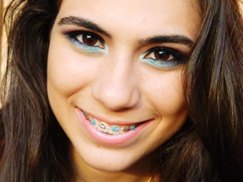 Juliana Leite make up maquiagem roxa preta verde degrade concavo 018