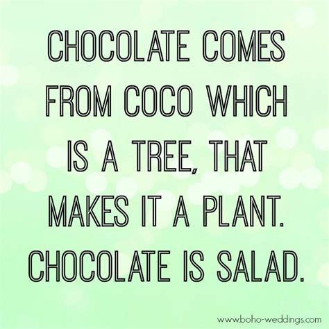 Chocolates Quotes Funny