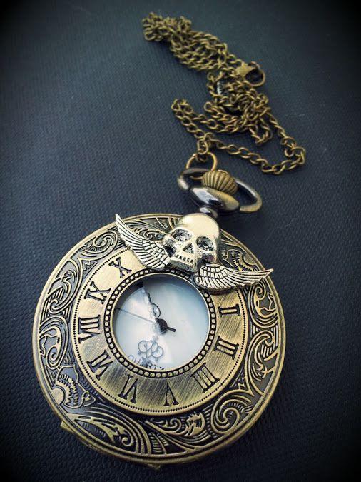The Death Clock By: Francesca Dani Jewellery / Fashion Blogger - Community - Google+