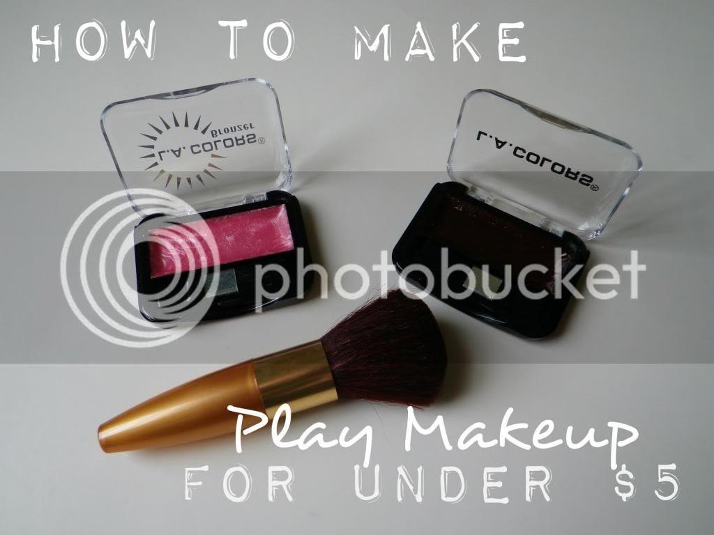 Play Makeup Tutorial by Amanda Moutos Designs