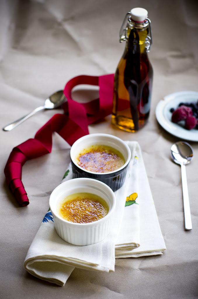 Brüleekreem / Crème brûlée