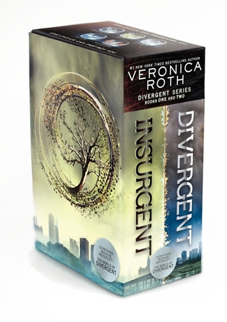 Divergent Series Box Set (Divergent, #1 - 2)
