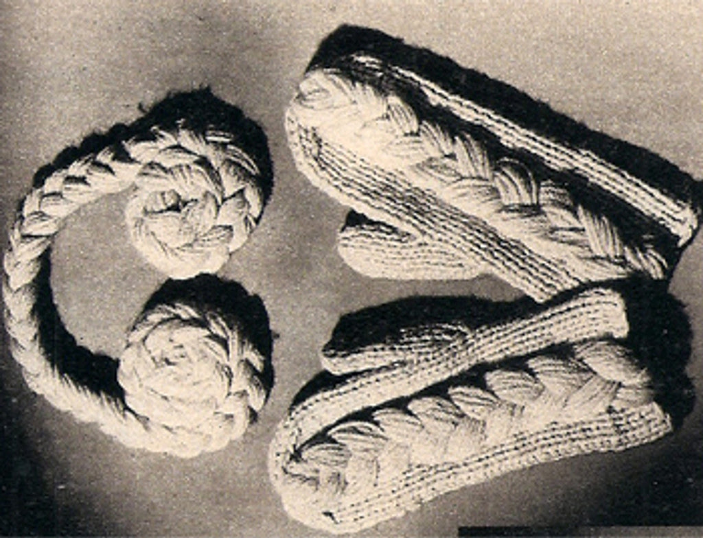 Free Vintage Childs Mittens Crochet Pattern
