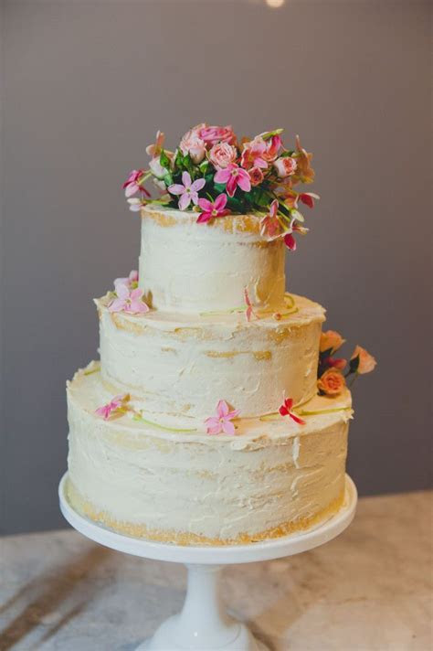 17 Best images about Wedding Trends   NAKED Cakes on