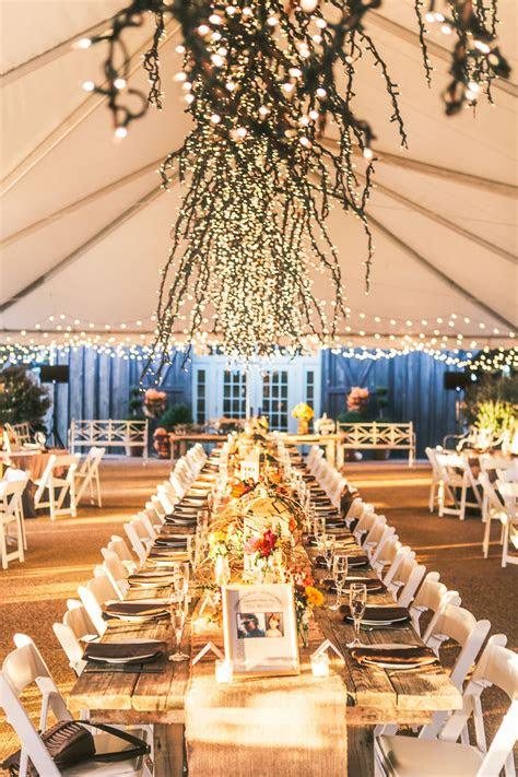 moss mountain farm outdoor garden wedding reception
