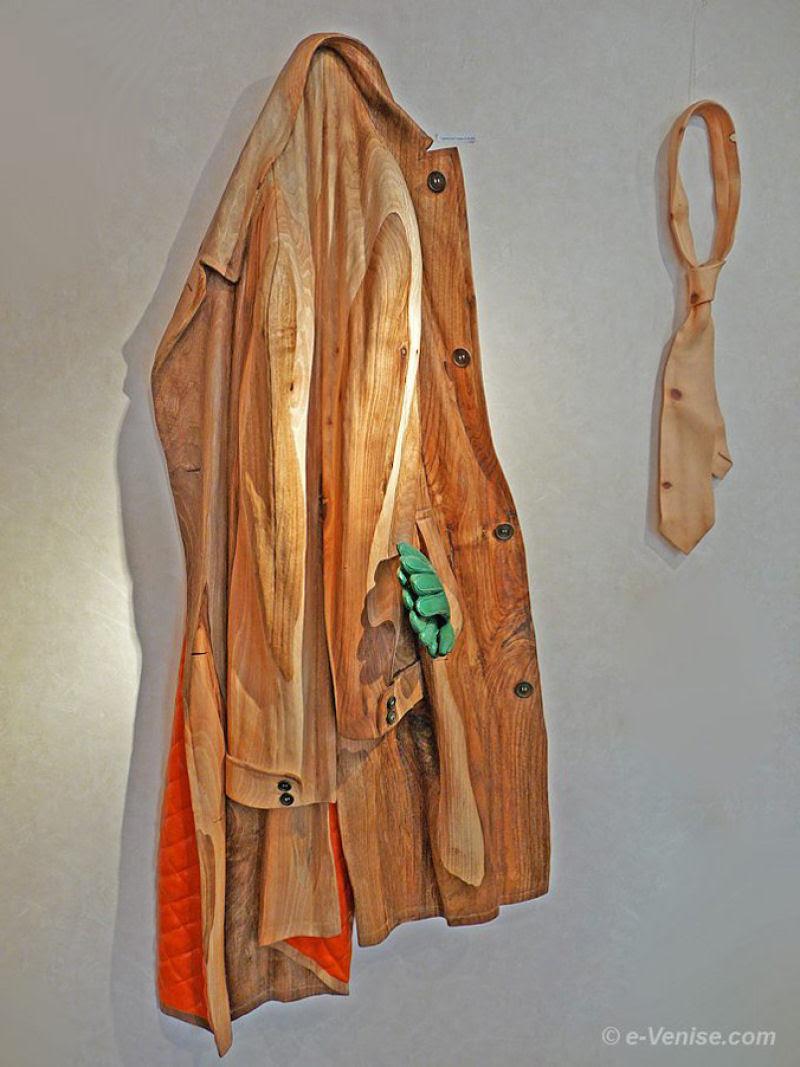 O fascinante mundo de madeira de Livio De Marchi 09