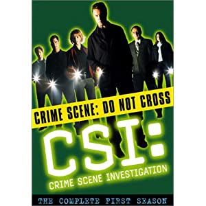 CSI: Crime Scene Investigation - The Complete First Season