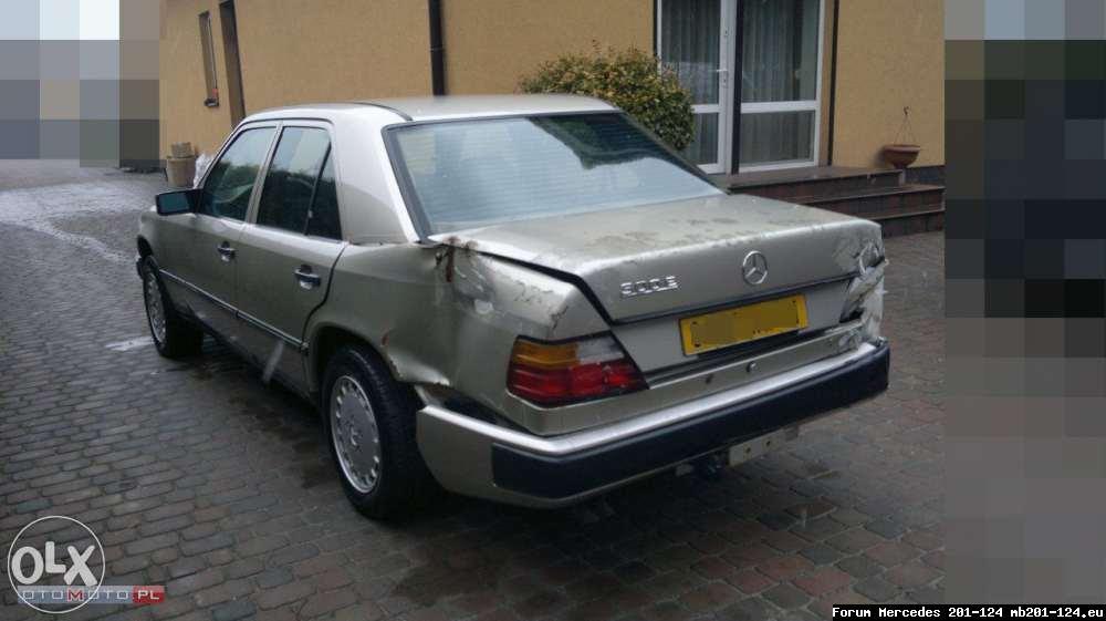 Felgi Aluminiowe Mercedes W124