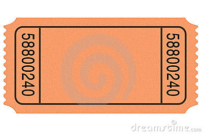 Blank Ticket Stock Photos, Images, & Pictures - 7,820 Images