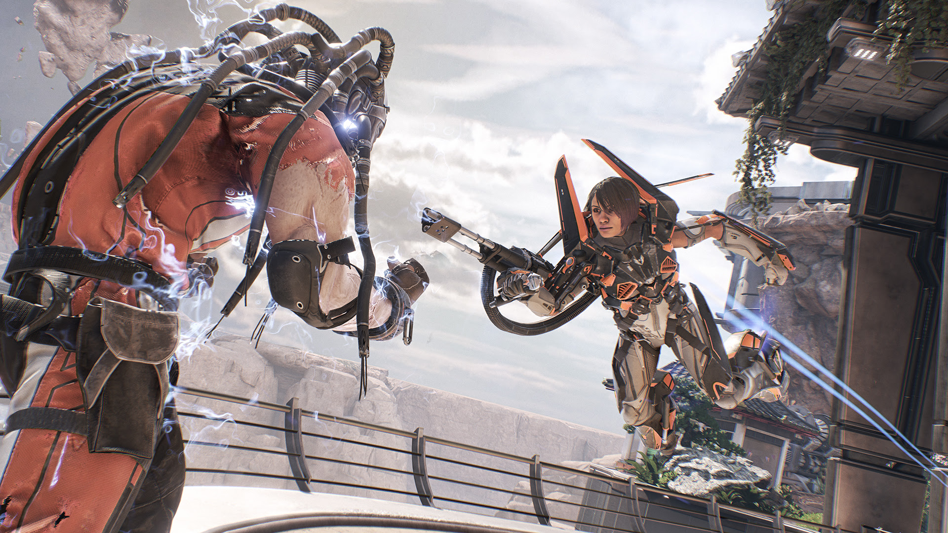 LawBreakers developer talks about difficulties of a Switch port, claims not enough buttons screenshot