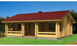 Casas de madera prefabricadas casa de madera baratas de for Vendo casa de madera de segunda mano