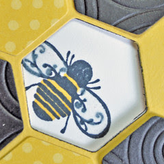 Bumble Bee Card closed