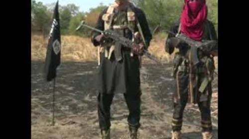 Image result for Latest Boko Haram Video Shows Insurgents Displaying Captured Military Tanks, Casualties
