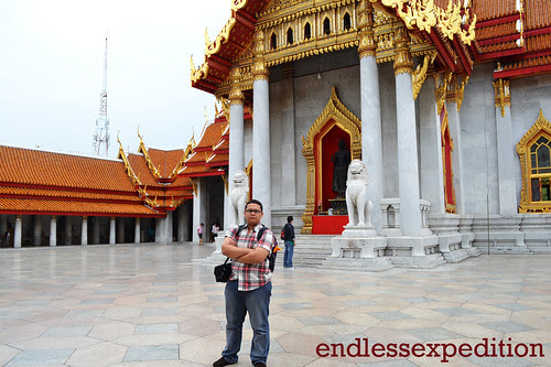 Me at Marble Temple
