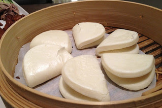 M.Y. China - Peking Roast Duck buns