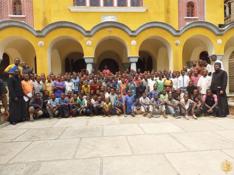 Youth seminar in Kananga