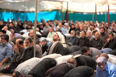 Friday Prayers, Tehran