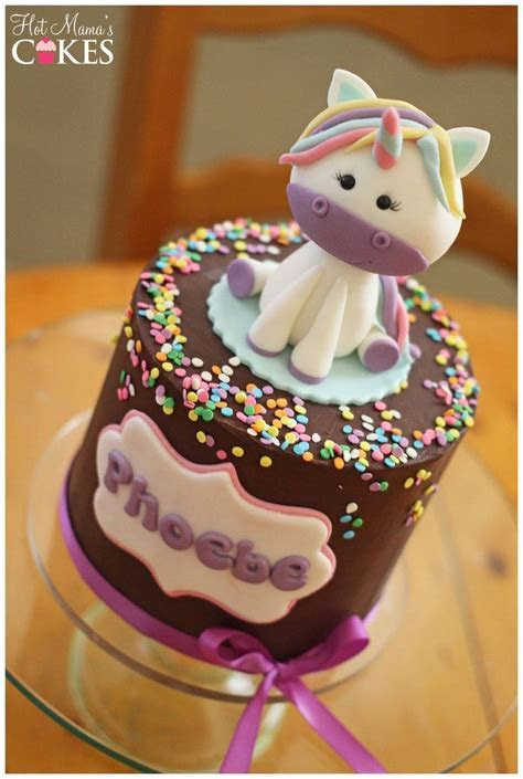 188 best images about Cakes   Unicorn on Pinterest