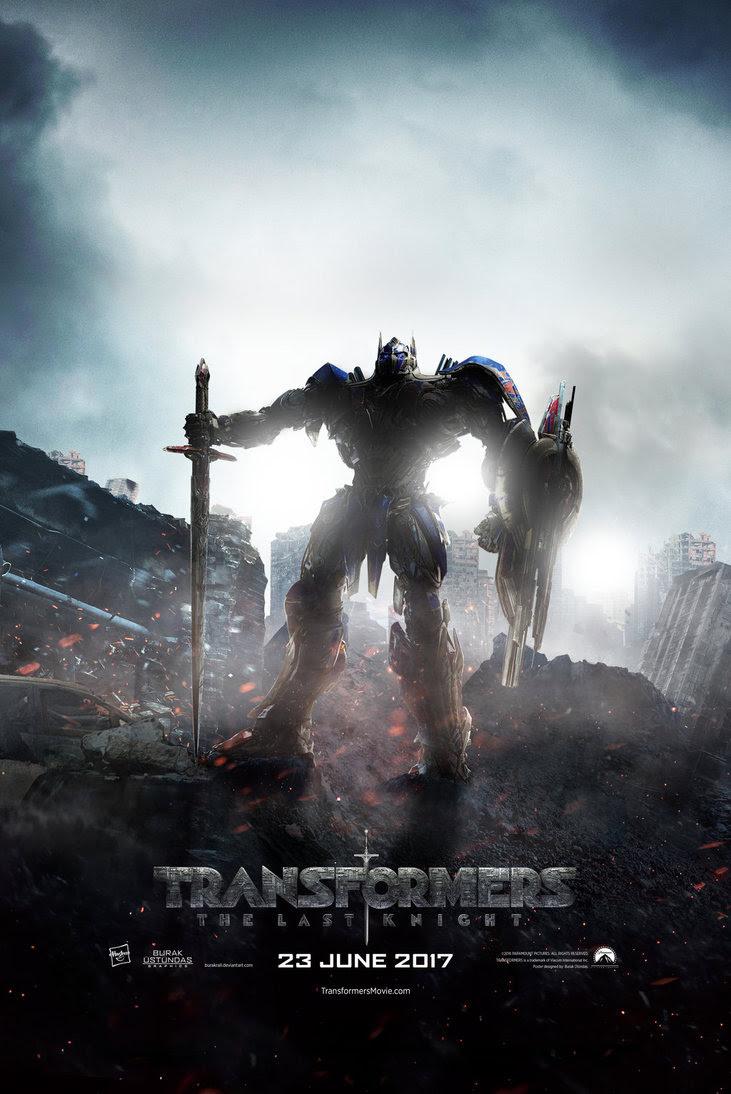 Resultado de imagem para transformers the last knight posters