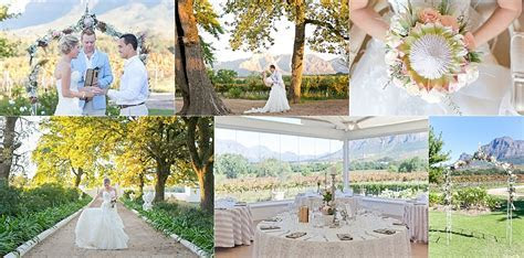 Venues in the Western Cape ? Veronique Mills Photography