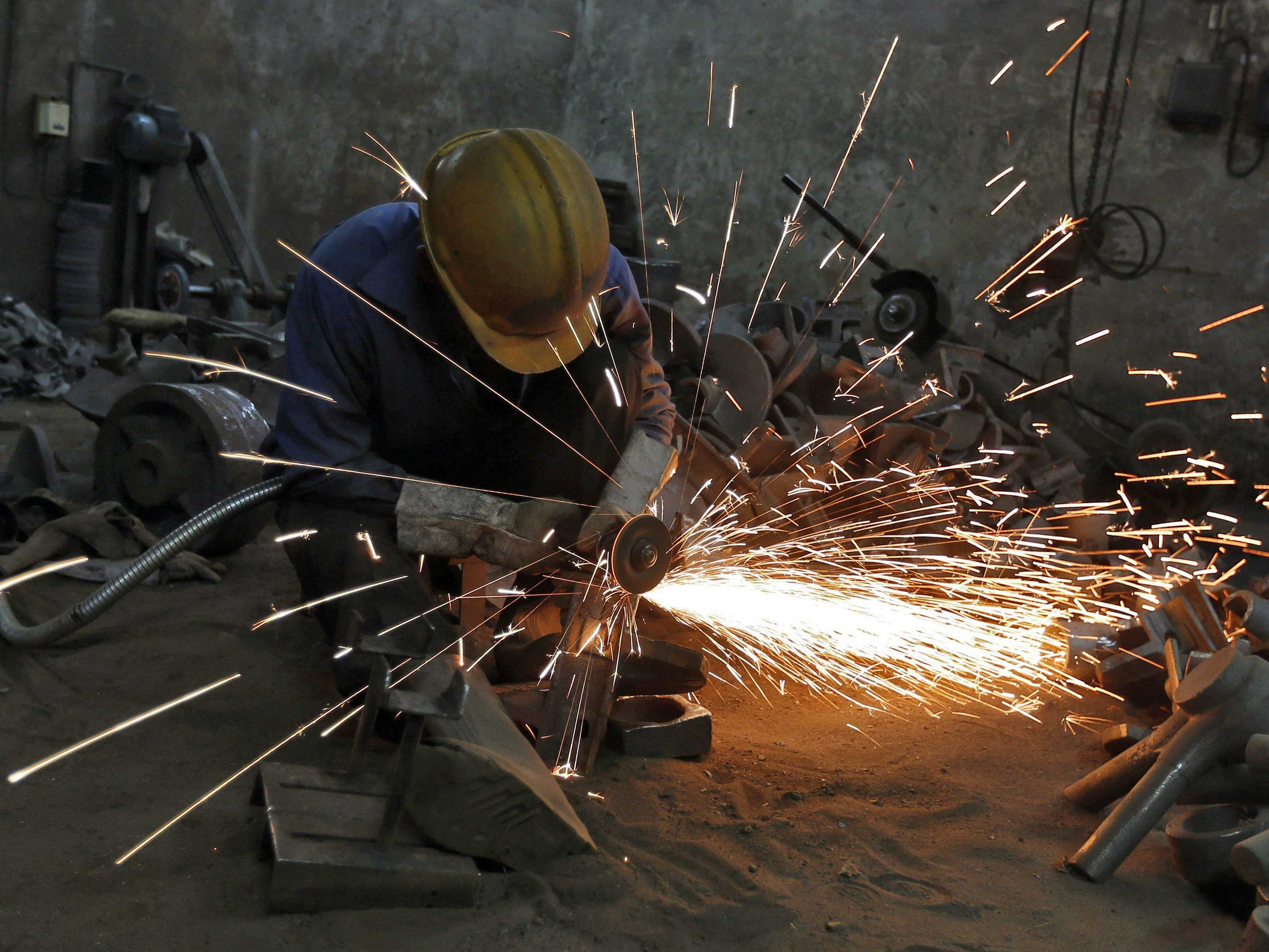 China Official Manufacturing PMI August 31