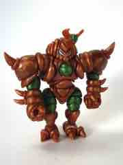 TheGodBeast Kabuto Mushi Standard Pearlescent Brown Action Figure