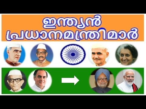 INDIAN PRIME MINISTERS (ALL)