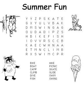 Gardens, Activities and Summer words on Pinterest