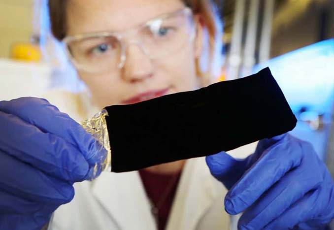 Vantablack 2.0: Το πιο σκούρο υλικό στον κόσμο μόλις έγινε ακόμη πιο μαύρο (7)