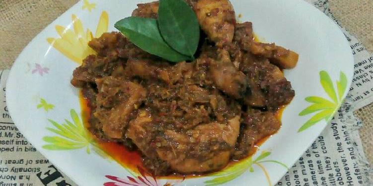 Resep #30 - Gulai Ayam Nanas Oleh Yulionet