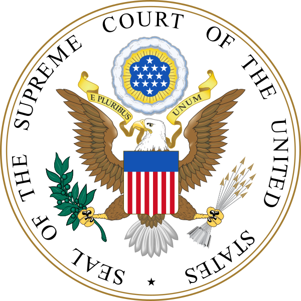 File:Seal of the United States Supreme Court.svg