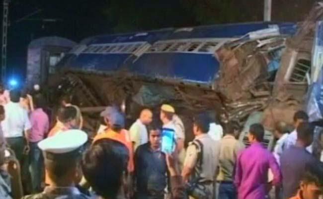 Collision Between Passenger Trains in Uttar Pradesh; 6 Killed, 40 Injured
