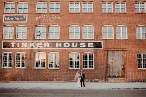 Tinker House Events Indianapolis Wedding » Indianapolis