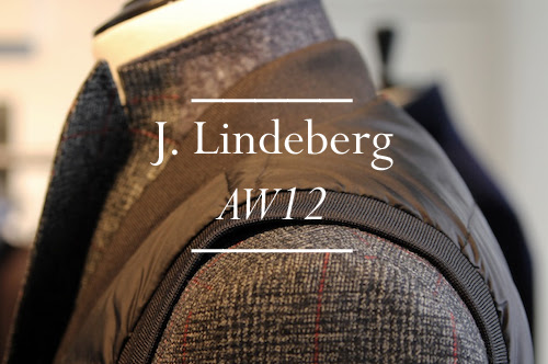 J.LIndeberg Feature Button AW12