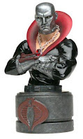 G.I. Joe - Destro Mini-Bust