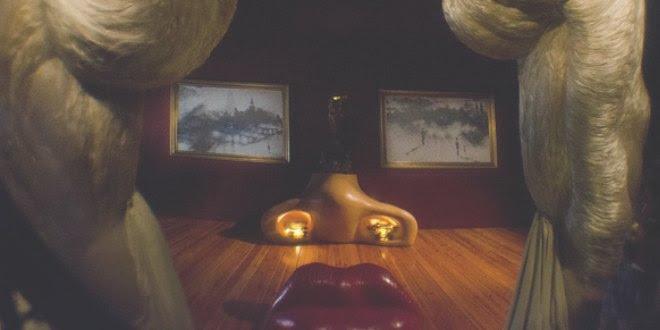 Habitación de Mae West por Dalí