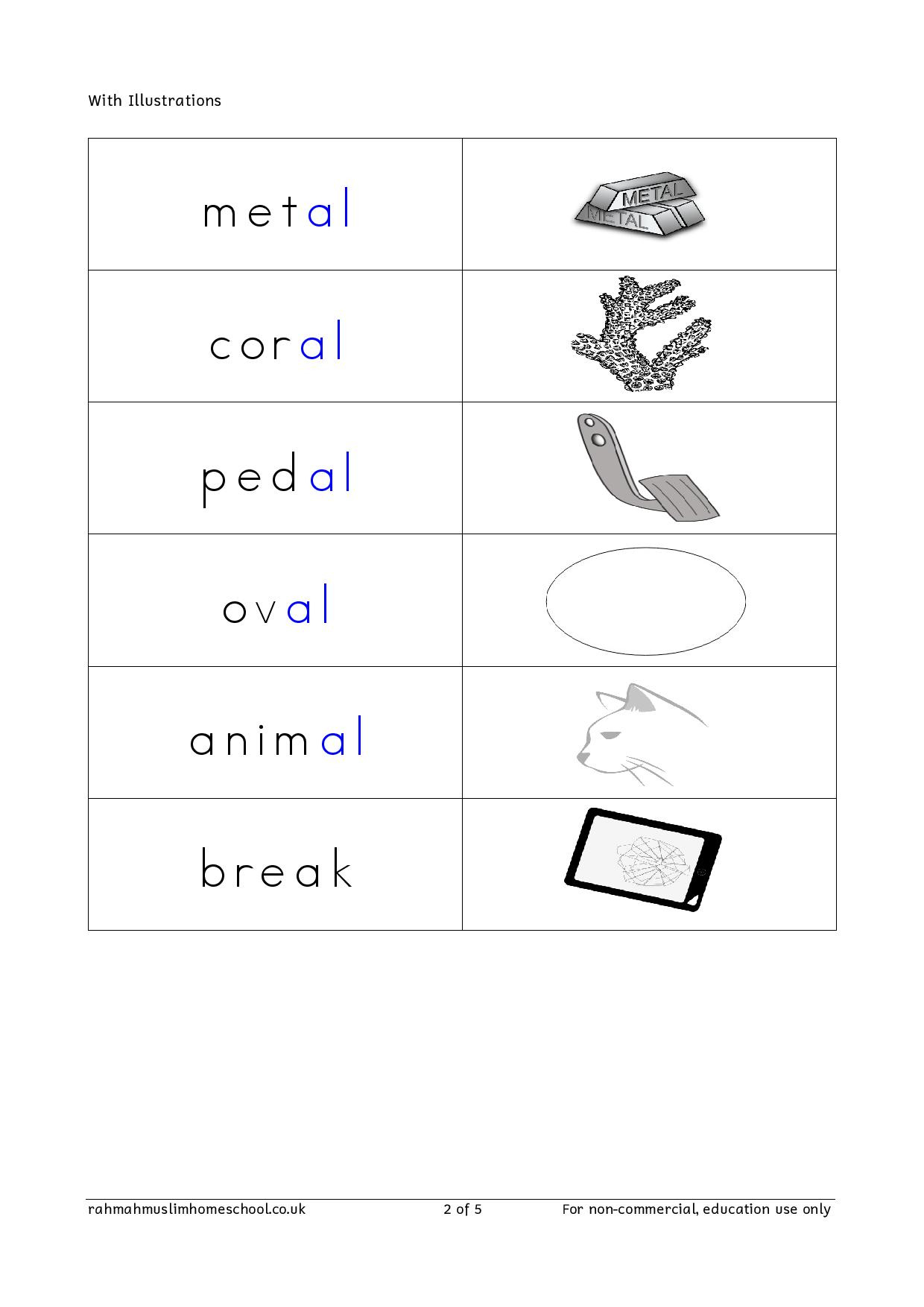 Y2 Spelling Practice Spring Wk4 page 002