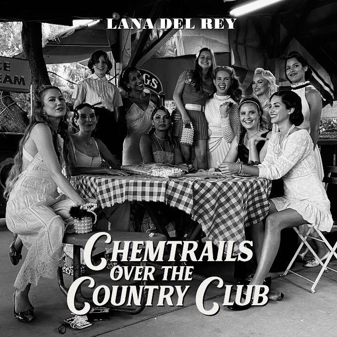 Lana Del Rey - Chemtrails Over the Country Club - Single [iTunes Plus AAC M4A]