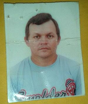 Suspeito foi identificado apenas como Geraldo (Foto: Reprodução/Inter TV Cabugi)