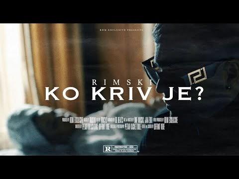 Ko kriv je Lyrics - Rimski | Official Video