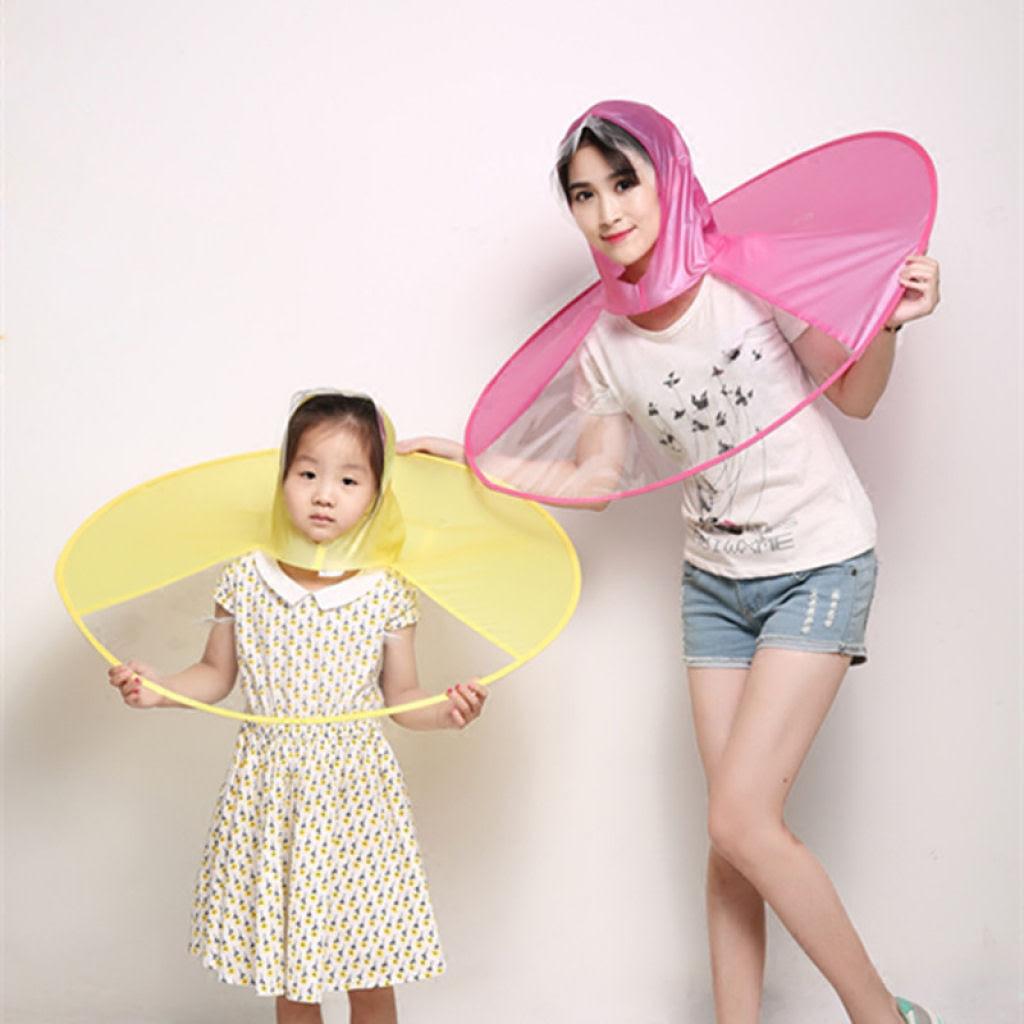 Esta capa-guarda-chuva chinesa é a mais recente inovação para se manter enxuto 05