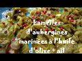 Recette Aubergine Huile D'olive