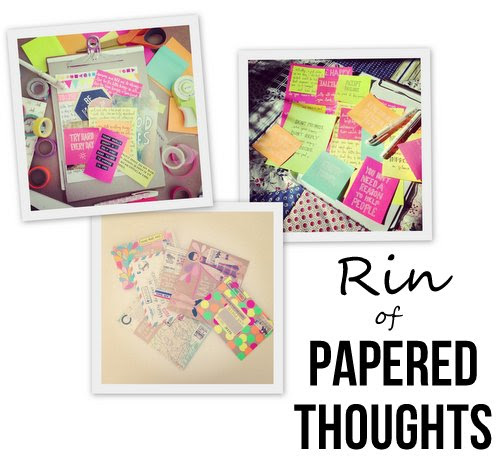 Papered Thoughts